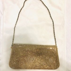 Judith Leiber evening purse in Champaign